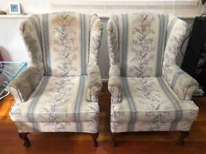 Set of two armchairs for sale