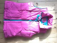 JOULES gilet size 10, hardly worn, excellent condition