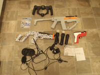 Playstation Move and Accessories Package for PS3