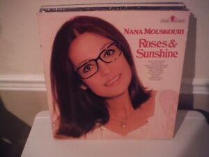 Nana Mouskouri.,Roses & Sunshine
