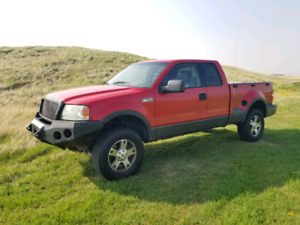 2004 ford f150 fx4 5.4