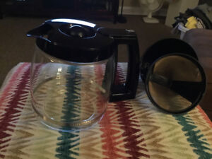 12 cup coffee pot and filter for Cuisinart Coffee Maker