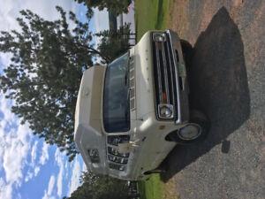 1978 Dodge Tradesman Campervan