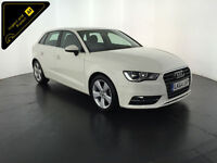 2014 64 AUDI A3 SPORT TDI DIESEL 1 OWNER SERVICE HISTORY FINANCE PX WELCOME