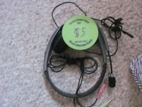 Selling a computer headset