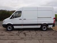 Glasgow Man - INSTANT ESTIMATES - From £8 - Van And Driver - Man With A Van - LARGE VAN HIRE