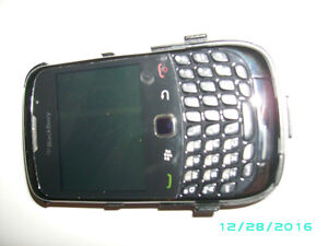 Unlocked Blackberry Curve