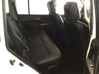 2012 Mitsubishi Shogun 3.2 TD SG4 5dr Diesel white Automatic