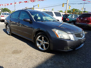 ▀▄▀▄▀▄▀► 2007 NISSAN MAXIMA SE--- ONLY $5995 ◄▀▄▀▄▀▄▀