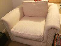 2 double sofa + 1 arm chair
