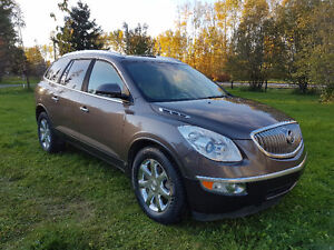2009 Buick Enclave CXL AWD SUNROOF DVD SUV, Crossover