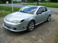 Saturn Ion Quad Redline 2+2 186000km 205hp hot supercharged full