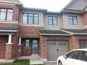 Brand New Townhouse in Kanata for Rent