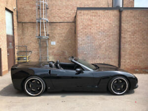2006 Chevrolet Corvette Convertible Coupe (2 door)