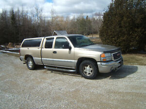Parting Out 2004 GMC Sierra 1500 SLE  2 Wheel Drive