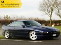 1991 H BMW 8 SERIES 5.0 850I 2D 300 BHP
