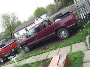 Chevy truck need gone today