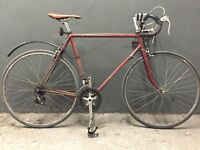 Classic racing bicycle. Quick sale £65