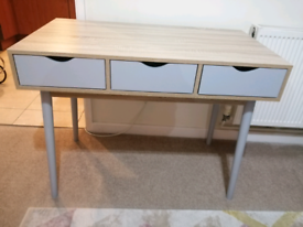 Desk - Console table - Dressing table * new in box *