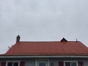 Red roof tin  Cornwall Ontario image 3