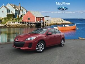 2012 Mazda Mazda3 GS-SKY  - Bluetooth -  CD and stereo - Low Mil