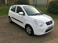 Kia Picanto 1.0 2010MY Picanto 1, One Owner from New, low mileages, £30 Road Tax