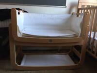 SNUZPOD COSLEEPER COT BABY BED