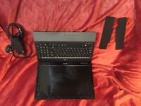 Acer aspire 5732z laptop with charger and 2 batteries