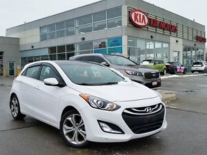 2013 Hyundai Elantra GT NAVI | HTD SEATS | LEATHER | SUNROOF