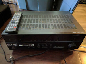 Yamaha RX-V473 5.1 Channel AV Stereo Receiver  Used Set For Sale
