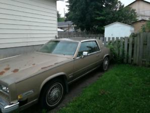 Cadillac Eldorado Biarritz 1980 1750$