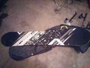 K2 Lamar 144cm snowboard