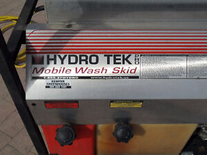 Mobile pressure washer for sale. London Ontario image 4