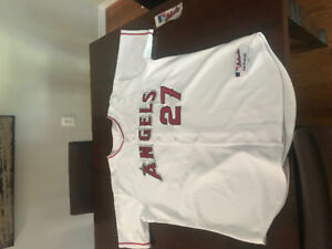 New size 52 with tags Authentic Mike Trout jersey ***