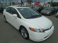 2008 HONDA CIVIC SI ANCIENNE PROPRIO MADAME!!
