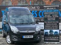 2014 Vauxhall Combo 1.6 2300 L1H2 CDTI S/S SPORTIVE 105 BHP PANEL VAN PANEL VAN