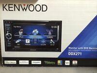 Kenwood DDX271 DDIN DVD Stereo