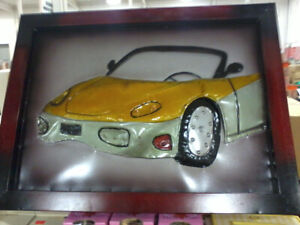 Metal Wall Art    - Car   - NEW!