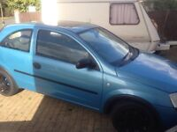 Vauxhall corsa black alloy wheels. Free local delivery.