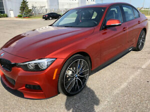 Lease Takeover - 2018 BMW 340XI M Performance Edition - $810