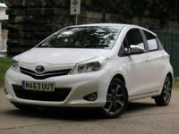 2013 63 TOYOTA YARIS 1.3 VVT-I TREND 5D AUTO 98 BHP