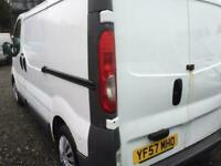 3490d8ca88 Vauxhall Vivaro 2.0CDTi Spares or Repairs SWB White Panel Van