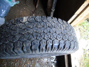 245-75-16 Winter tire for sale