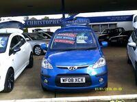 Hyundai I10 1.1 COMFORT (blue) 2008
