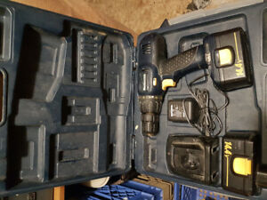 For sale MasterCard 14.4 volt cordless drill