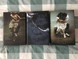 The Complete Mara Dyer Trilogy by Michelle Hodkin