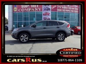 2014 Honda CR-V LX All Wheel Drive Bluetooth