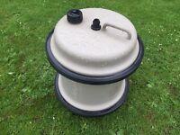 29 litre aquarol camping caravanning caravan motorhome campervan water container