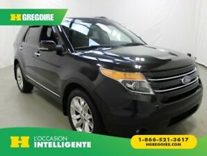 2012 Ford Explorer Limited Awd Cuir Toit-Ouvrant Navigation