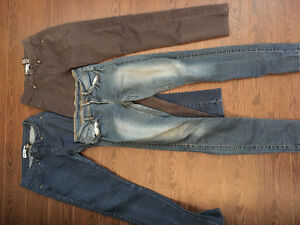 LOT de pantalons/shorts/legging 3/4